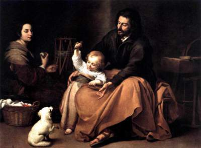 Prayer to Jesus, Mary & Joseph for Purity
