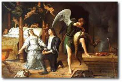 prayers to st raphael for a spouse